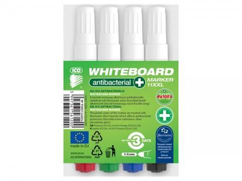 Fix popisovač na biele tabule ICO 4 farby