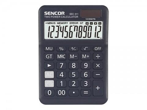 Kalkulačka SENCOR SEC 311