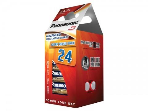 Batérie AA (R6) alkalická PANASONIC Pro Power LR6 24BP
