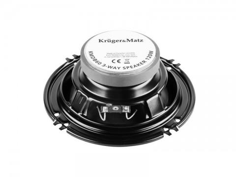 Reproduktor do auta KRUGER & MATZ KMDB60