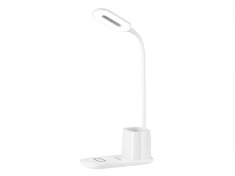 Lampa stolná REBEL RB-6302-W