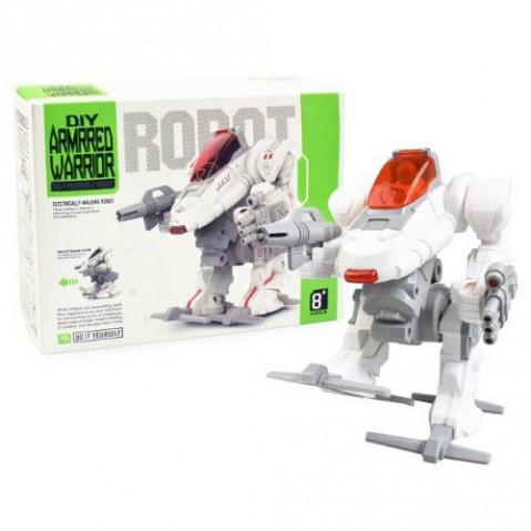 Robot bojovník s elektrickým pohonom
