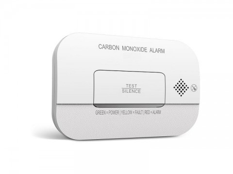 Detektor plynu HUTERMANN CO-27 oxid uhoľnatý