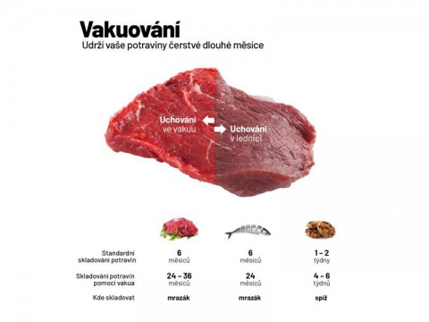 Vakuovačka LAUBEN VS01