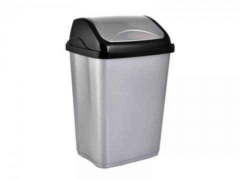 Kôš odpadkový ORION Vittario 10l šedý