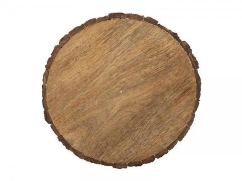 Tácka servírovací ORION Mango drevo 30cm