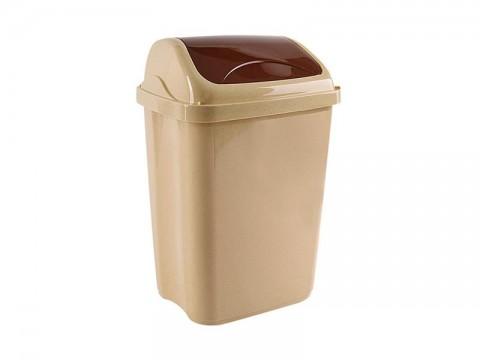 Kôš odpadkový ORION Vittario 10l béžovohnědý
