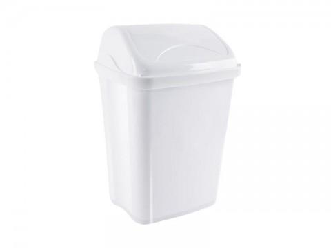 Kôš odpadkový ORION Vittario 10l biely