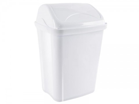 Kôš odpadkový ORION Vittario 26l biely