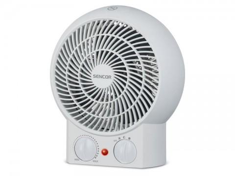 Teplovzdušný ventilátor SENCOR SFH 7020WH