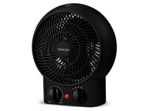 Teplovzdušný ventilátor SENCOR SFH 7021BK